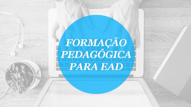 Formação Pedagógica para EaD - Turma 2021/2