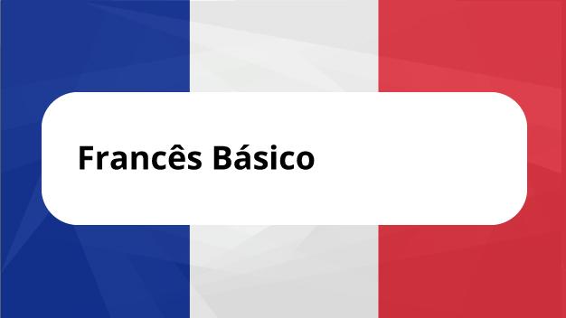 Francês Básico - Turma 2021/2