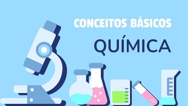 Conceitos Básicos de Química - Turma 2021/2